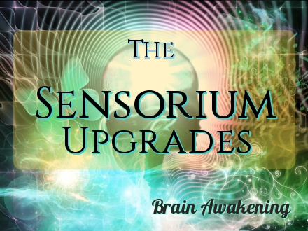 Brain Awakening - Optimizing Your Sensorium: The Next Step from Your Higher Selves